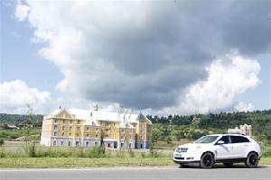 汤旺河亚欧龙城堡五星级酒店