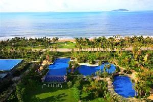 君澜·三亚湾迎宾馆海景度假酒店  三亚度假首选