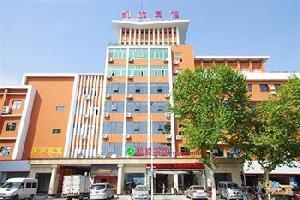 宜昌凯旋宾馆(三峡游客中心斜对面,四星)