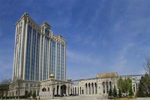 阜新蒙古贞宾馆