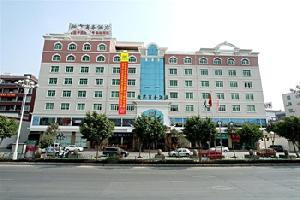 晋江爱乐凯尔顿精品酒店