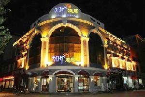 郑州加州酒店