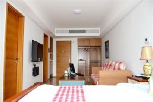 重庆金色河流公寓酒店