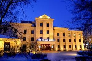 哈尔滨冰岛酒店