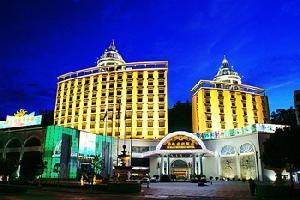 珠海嘉柏度假酒店(原立洲度假酒店)