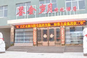 唐河鎏金岁月主题酒店