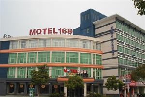 莫泰168(嘉善火车站解放西路店)