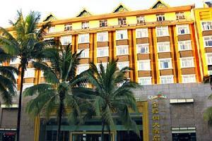 景洪金棕榈大酒店