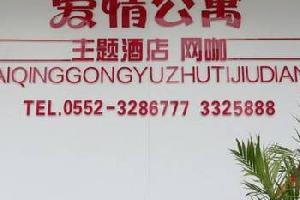 蚌埠爱情公寓主题酒店