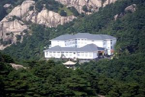 黄山白云宾馆