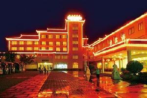 桂林荔浦丰鱼岩酒店