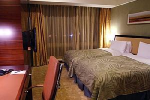 废弃成都香格里拉大酒店-公寓楼