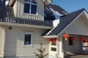 亚布力滑雪场风情别墅
