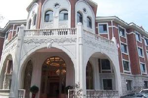 北戴河康乐路花园酒店