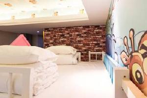 广州熊猫屋亲子主题公寓