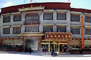 西藏日喀则扎西曲塔大酒店