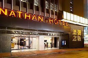 香港弥敦酒店