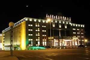 阿拉善左旗太西国际饭店