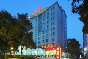 润庭精品酒店(厦门邮轮码头体育中心店)