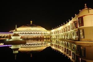 丹东安达蒙古风情园